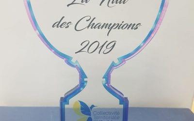 La nuit des champions 2019 !